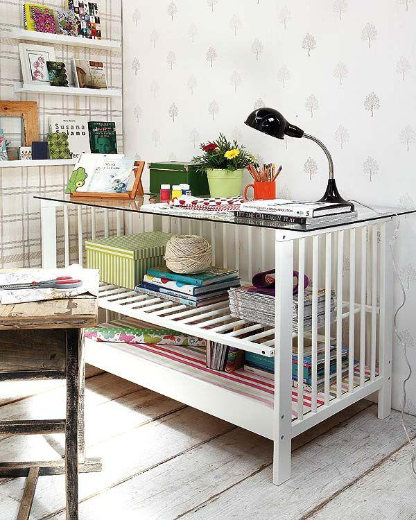 Awesome ways to recycle crib