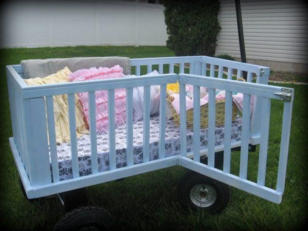 recycled baby furniture