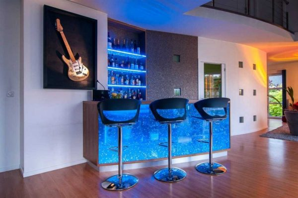living room bar furniture