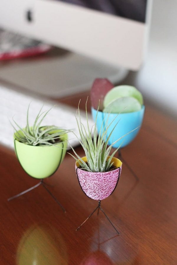 Creative uses for plastic Easter eggs