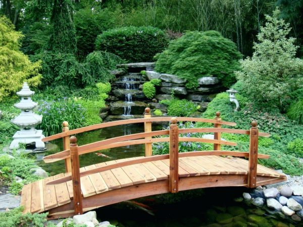 landscape bridge design