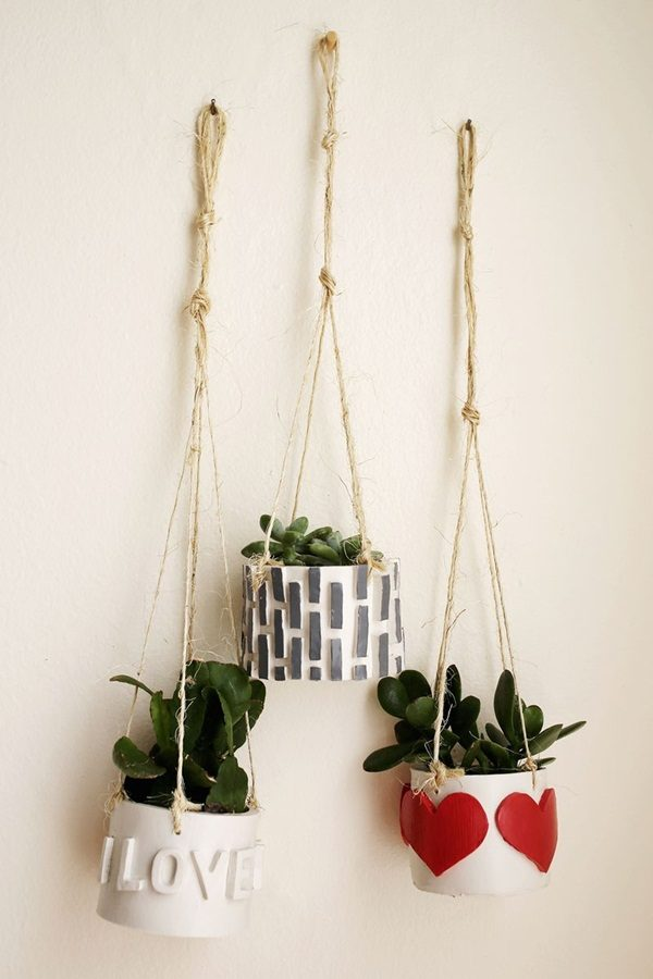 diy clay pot crafts