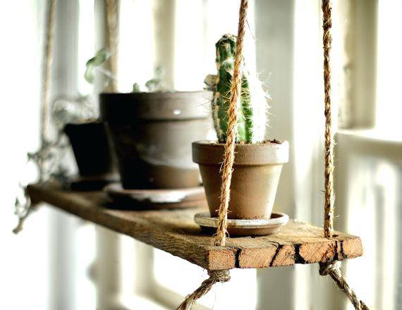 patio plant shelves
