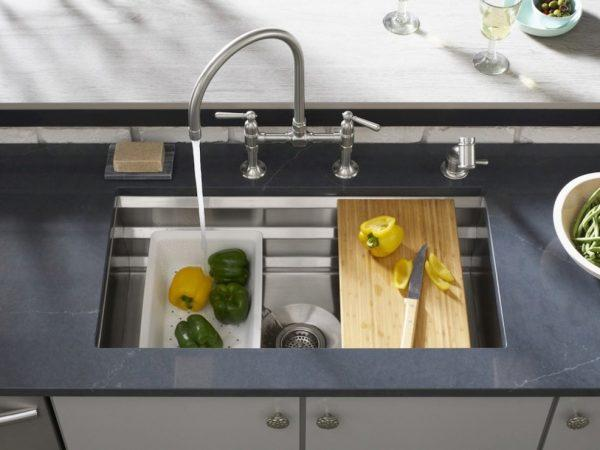 affordable kitchen sinks
