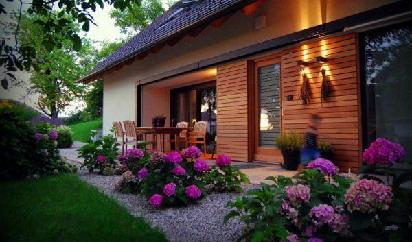 hydrangea landscaping