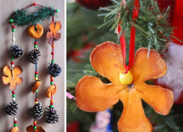orange peel crafts
