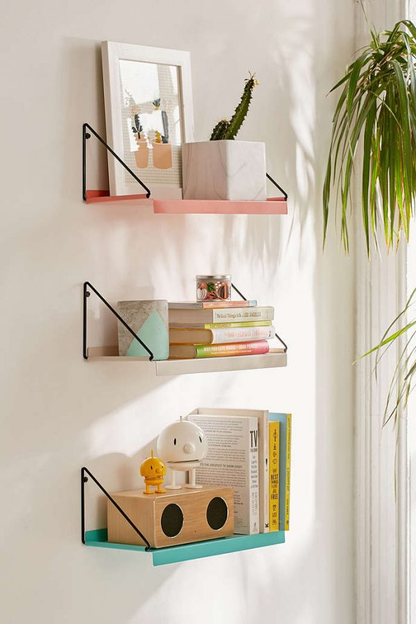 adjustable steel shelving