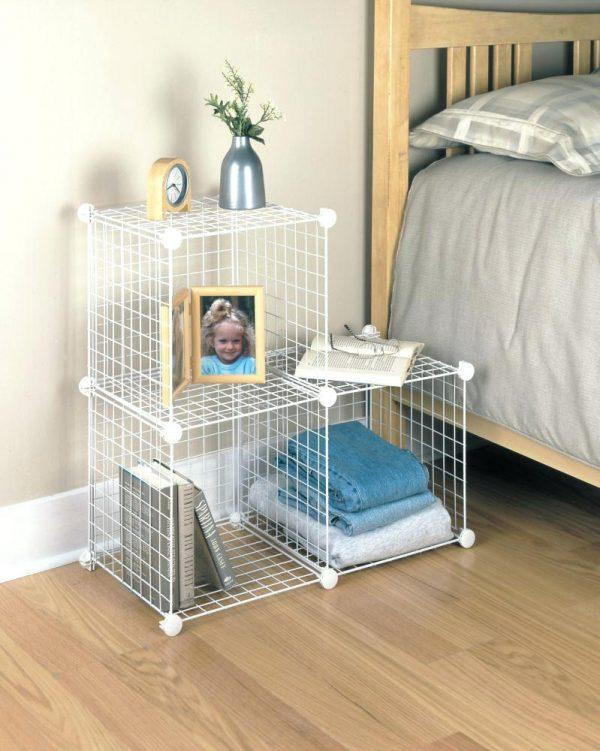 sturdy wire shelving