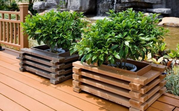 how to use pallets in the garden
