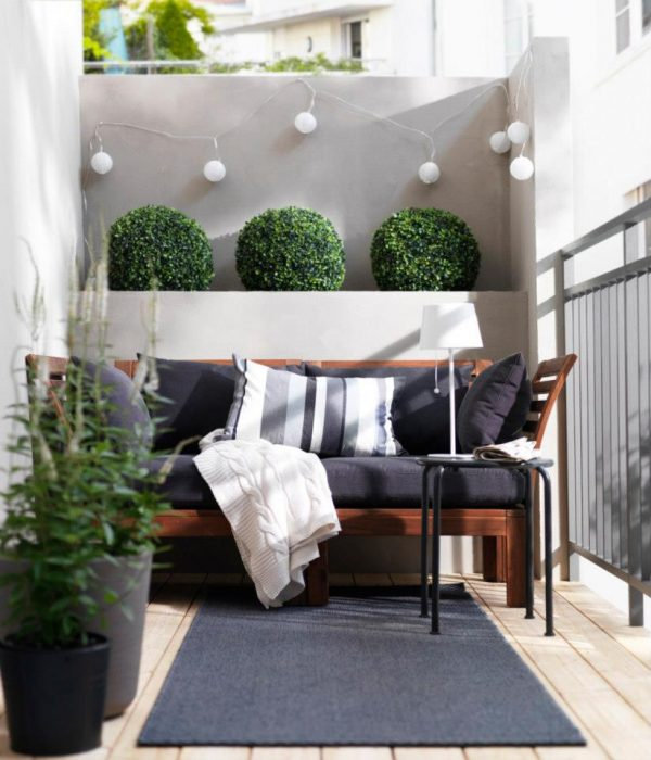 outdoor balcony furniture