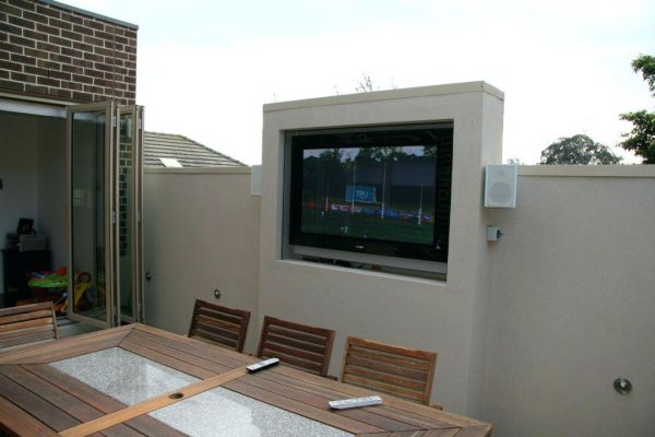 outdoor tv solutions