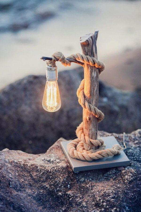 rope light decorations
