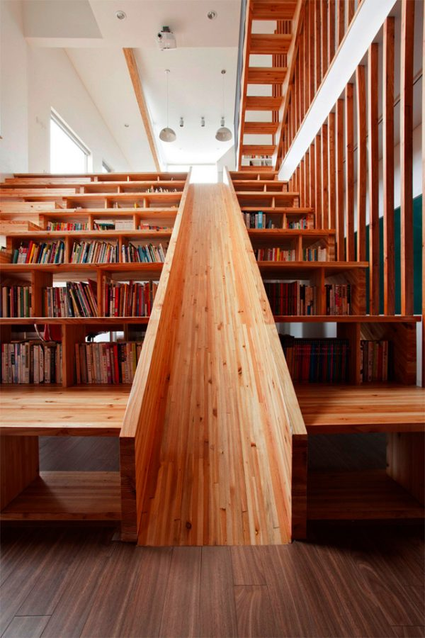 slide for your stairs