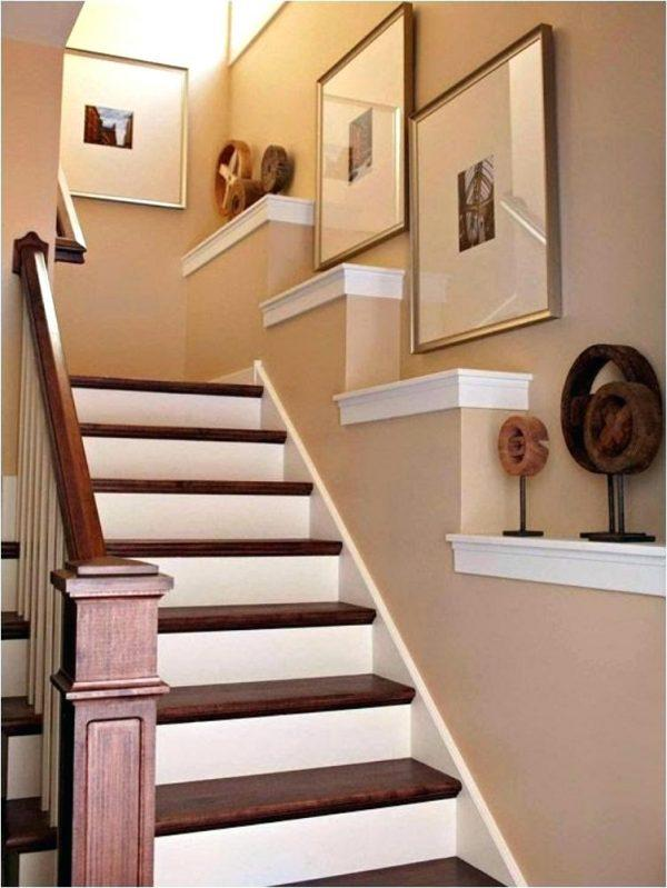 Stair wall design ideas