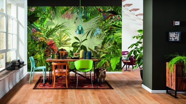 tropical interior design ideas