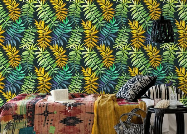 tropical wallpaper designs