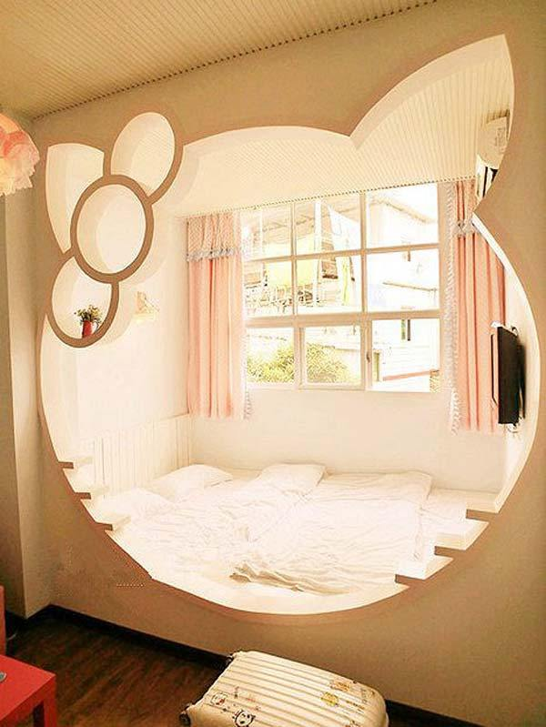 bed in wall unit