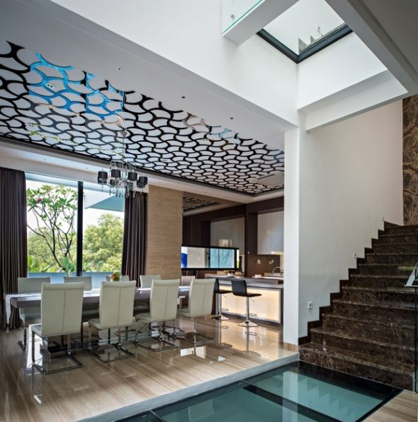 Creative ceilings