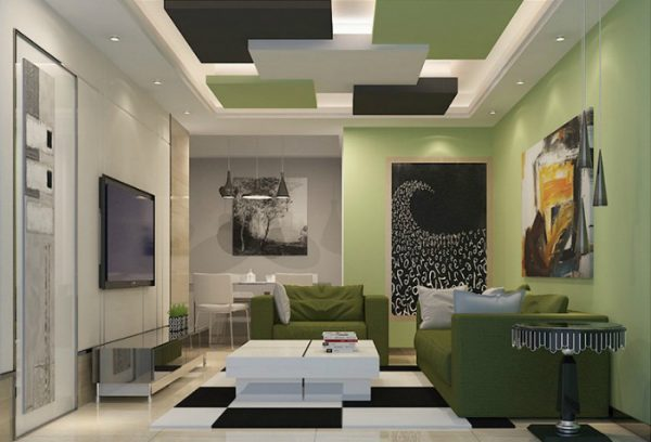 room ceiling design