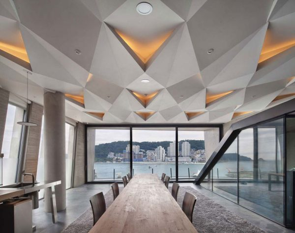 unusual ceilings