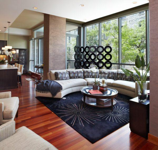 Way To Perfect Living Room Curved Sofa Living Room Ideas