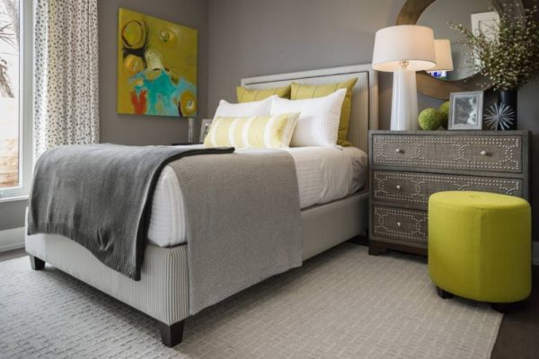 best gray for bedroom walls