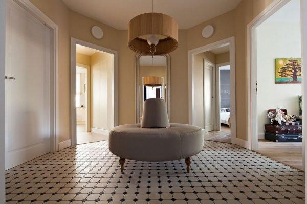 modern foyer furniture