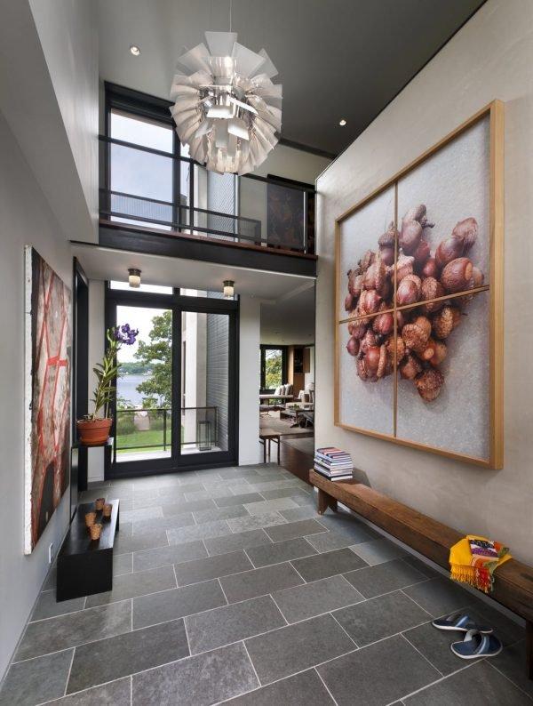 foyer wall decor ideas
