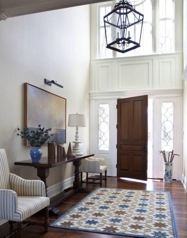 foyer furniture ideas
