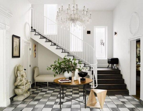foyer flooring ideas