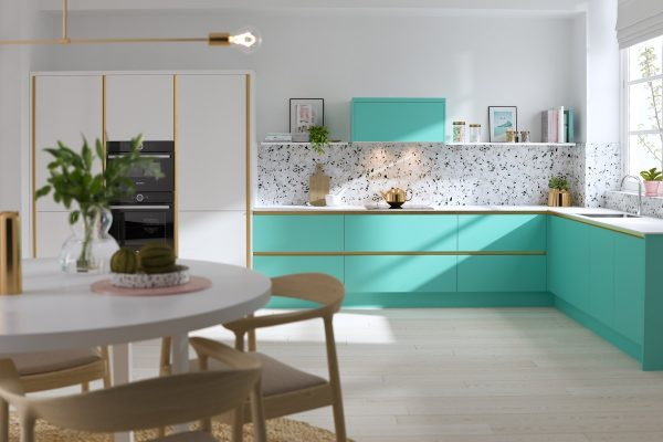 l style kitchen design