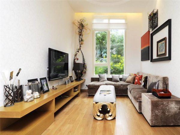 long narrow living room design ideas
