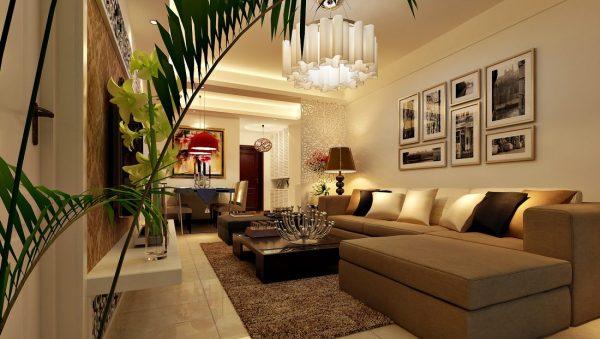 Long living room designs