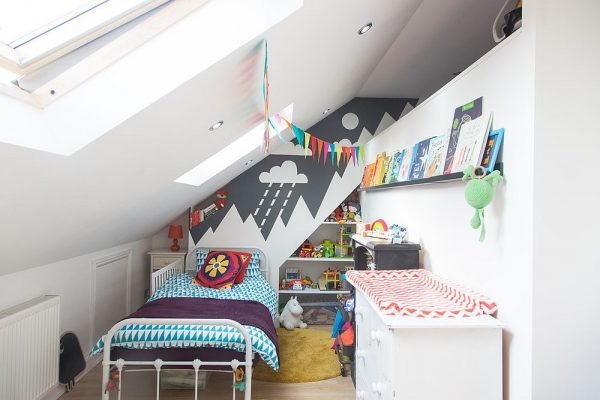 attic room decor
