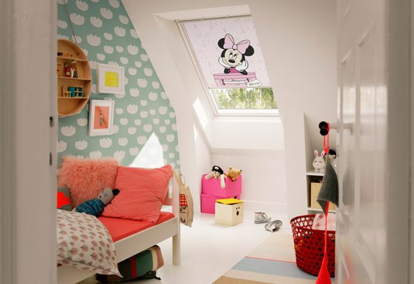 attic bedroom decor