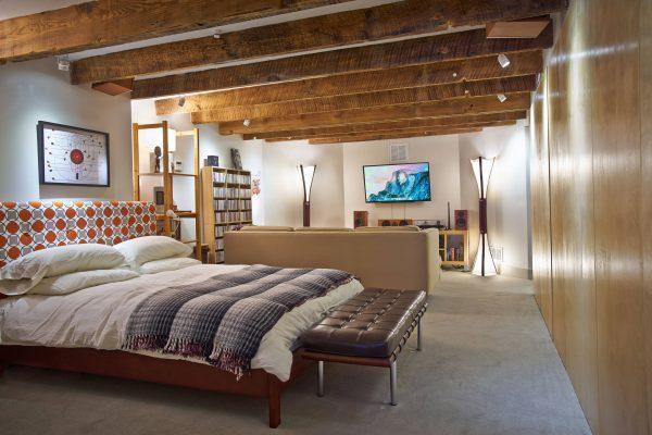 basement bedroom no windows