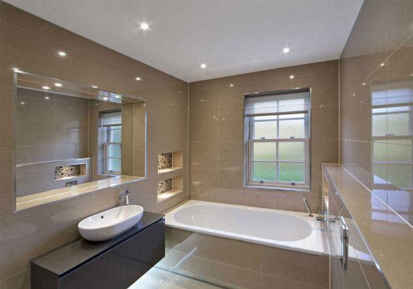 bathtub designs with tile