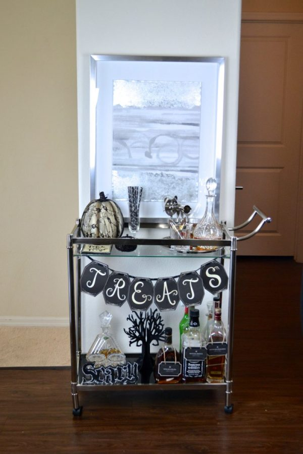 halloween bar ideas