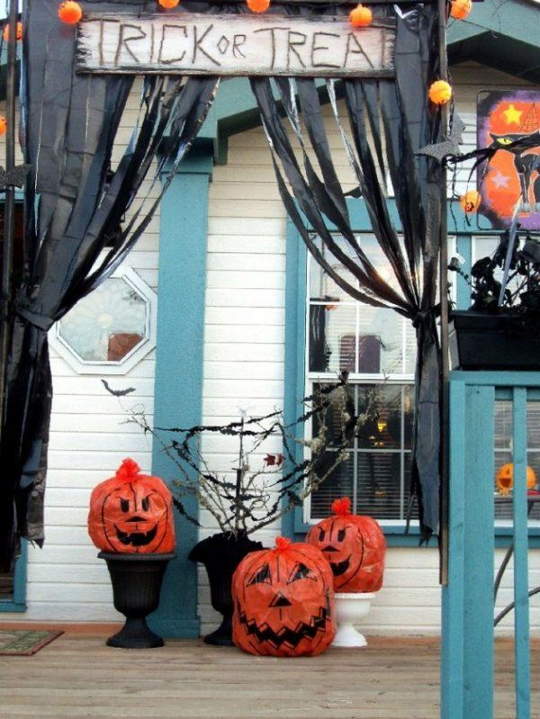 halloween home decor ideas