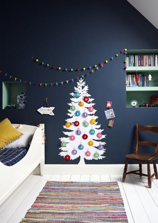 wall tree decor