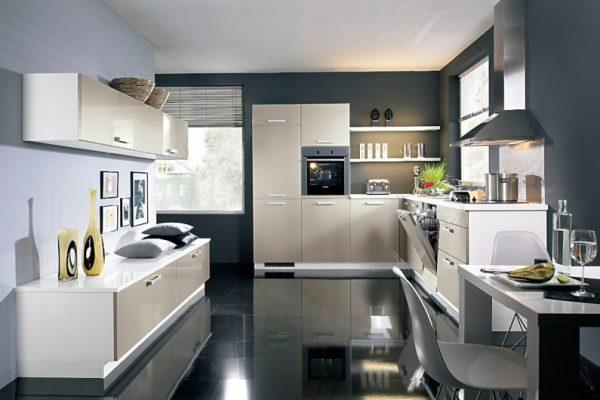 gloss kitchen designs