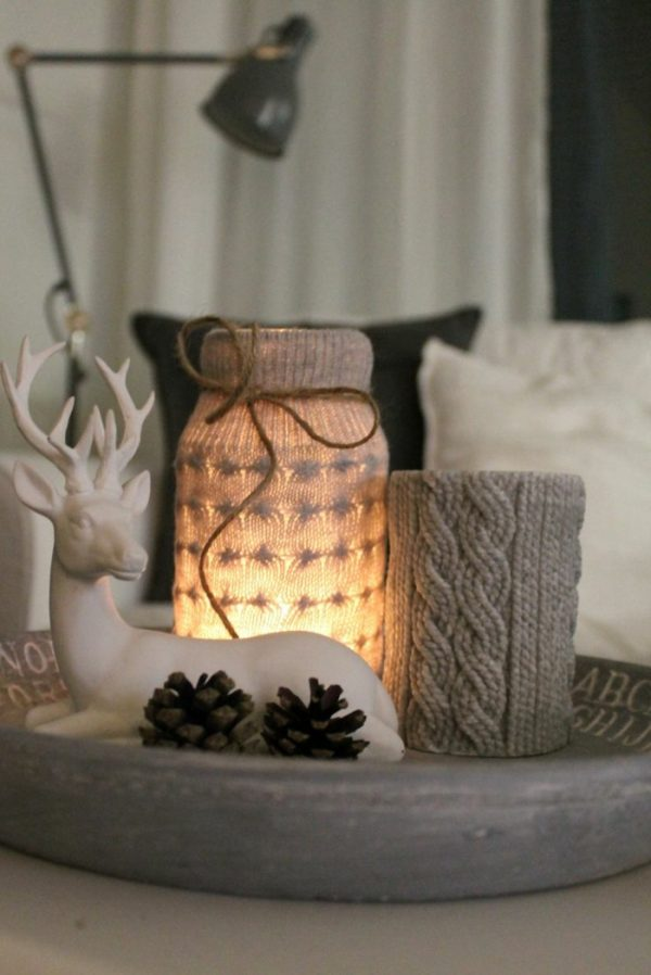 scandinavian christmas decorations to make