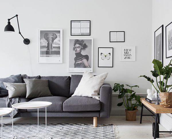Scandinavian wall decor
