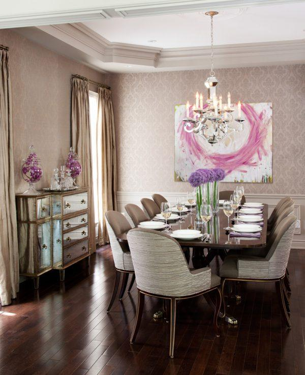 CHOOSING THE PERFECT WARDROBE FOR THE DINING ROOM