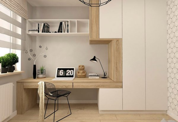 minimalist office furniture