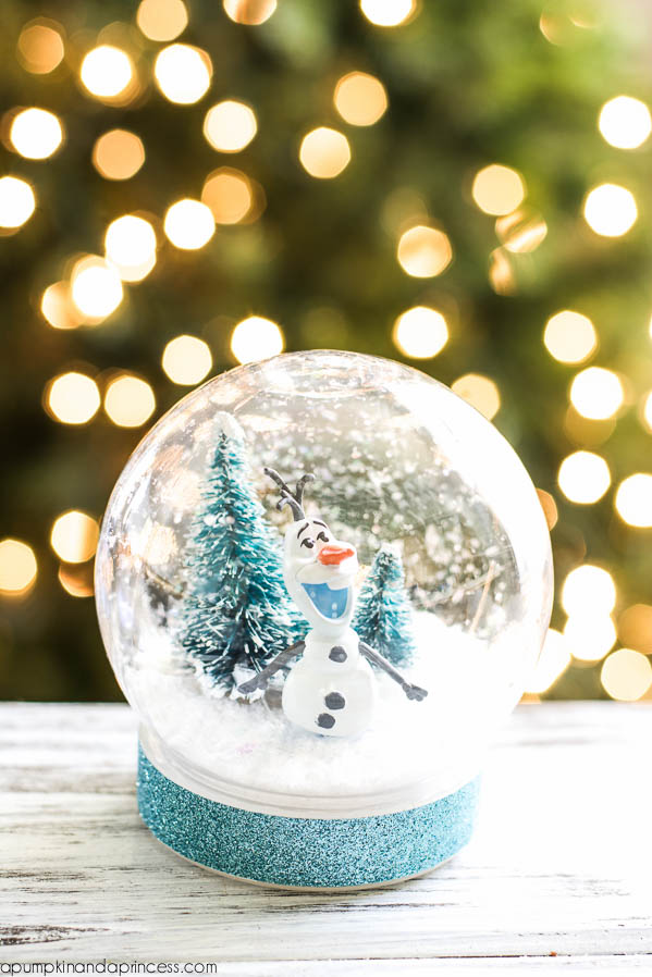 winter snow globes