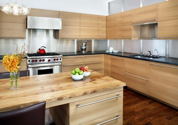 wooden kitchen cabinets designs