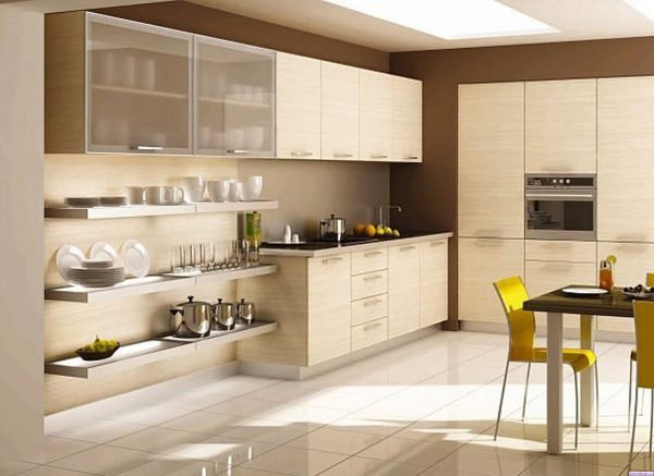 wooden kitchen ideas