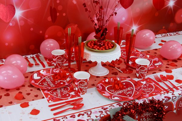 Valentine party decorations