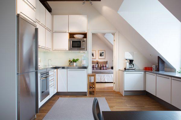 attic design
